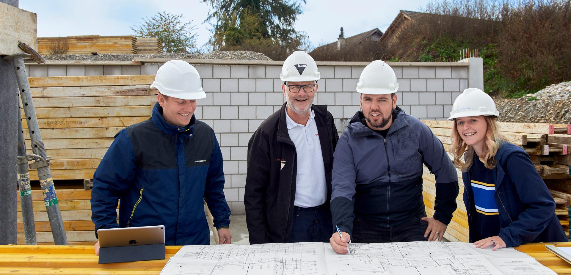 Leistungen - Baur Baugeschäft GmbH